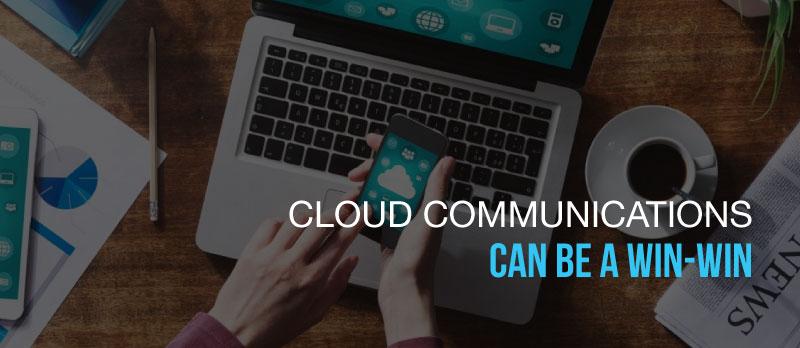 Cloud PBX Communications as a Service