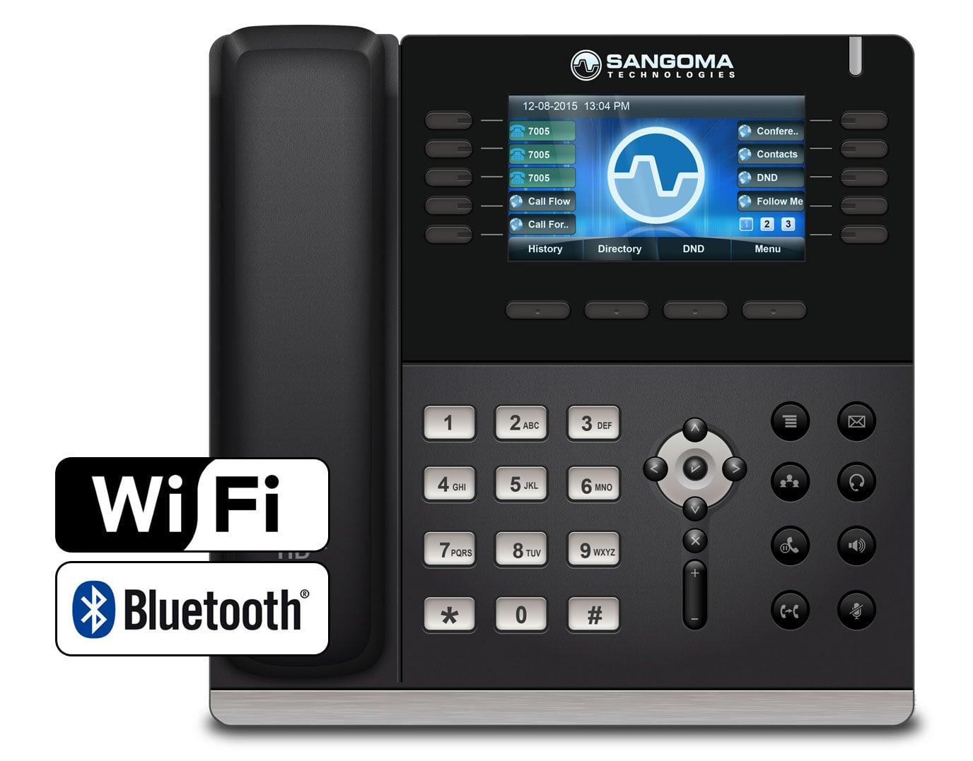 Sangoma S Series VoIP Phones – cloudworx