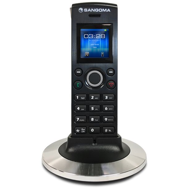 Sangoma-DC10-Wireless-VoIP-Phone